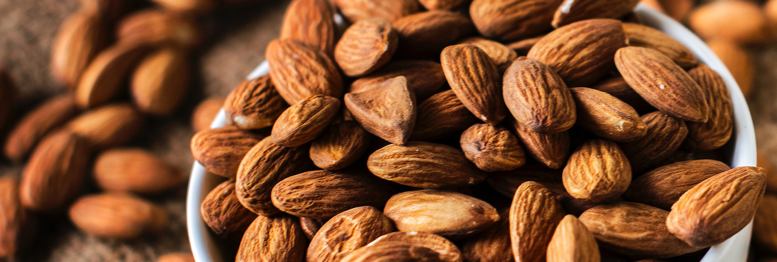 Almonds, Pistachios & Walnuts